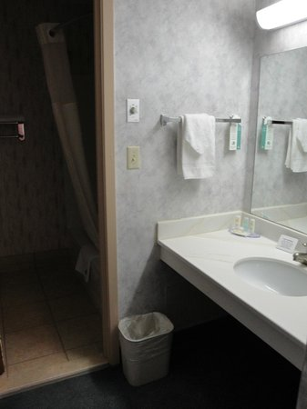 Quality Inn Navajo Nation: bagno