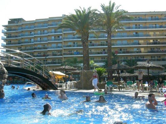 Swimming Pool Photo De Rosamar Spa Lloret De Mar Tripadvisor