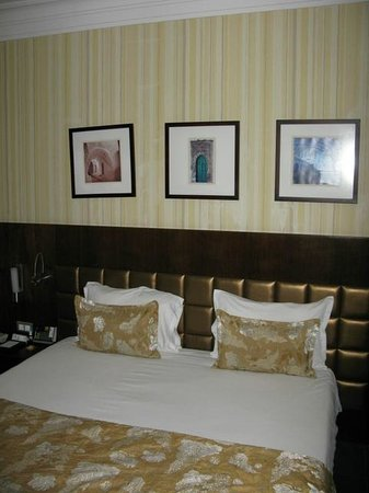 Al Waddan Hotel: Superb room