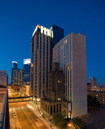 Hotel Ivy A Luxury Collection Minneapolis Exterior