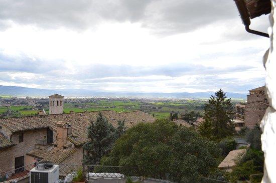 Hotel Hermitage: Vista dalla Camera