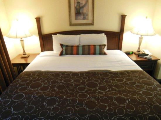 Staybridge Suites Denver Tech Center: Bed