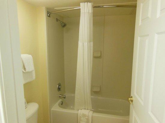 Staybridge Suites Denver Tech Center : Bathroom