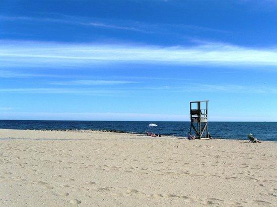A Beach Breeze Inn : This beautiful beach is only a 10 min. walk from our Inn!
