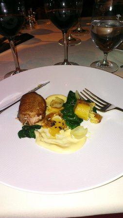 The Vineyard Hotel & Spa: Course 5