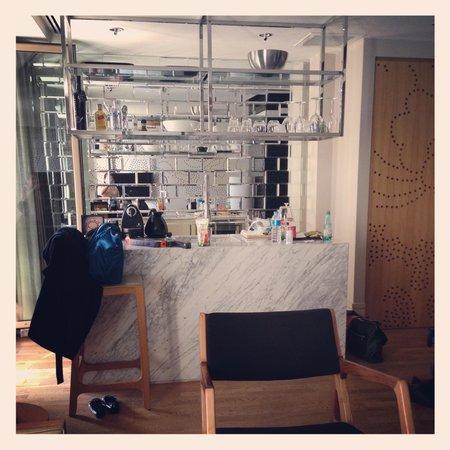 Witt Istanbul Suites : Kitchen