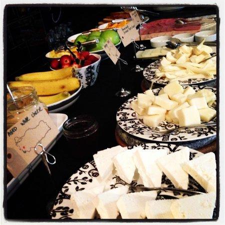 Witt Istanbul Suites : Breakfast 1