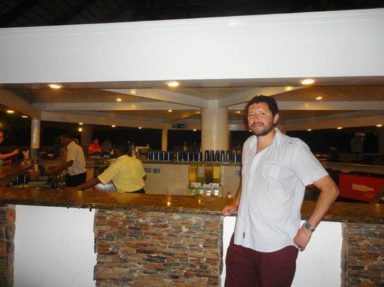 Viva Wyndham Dominicus Palace: Bar Piscina Palace