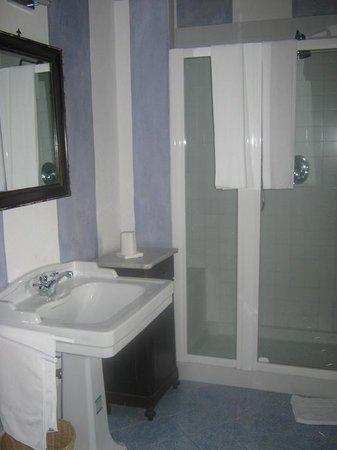 Agriturismo  Podere PratoVecchio: bagno camera