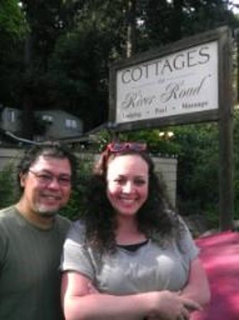 Cottages on River Road: Hola!