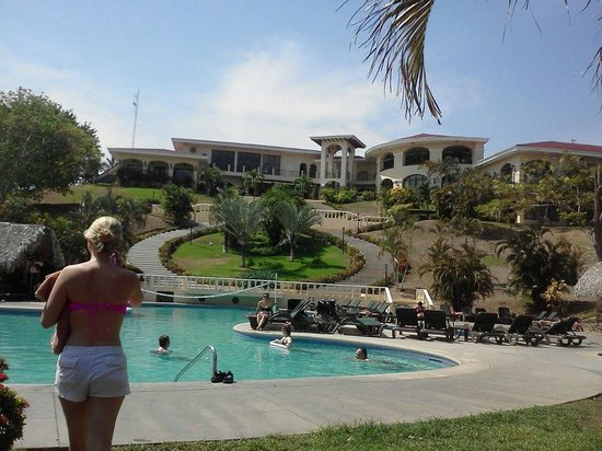 Occidental Papagayo - Adults only: Pool view!