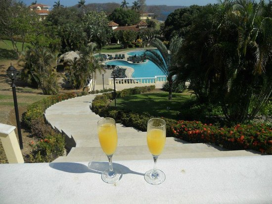 Occidental Papagayo - Adults only: Morning view!