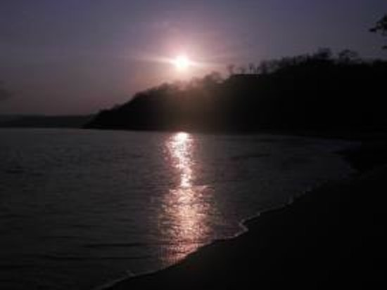 Occidental Papagayo - Adults only: Sunrise on the beach.
