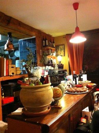 La Cocotte Felee : The bar
