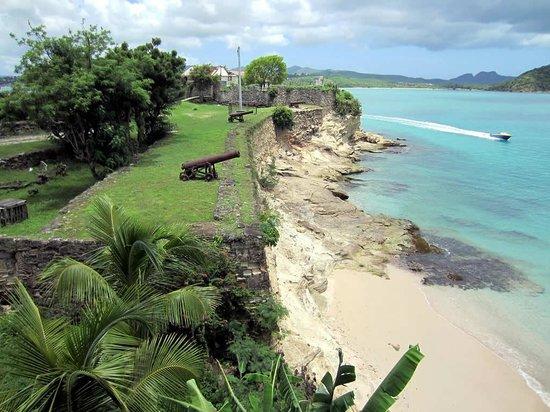 Fort James Beach Antigua Reviews