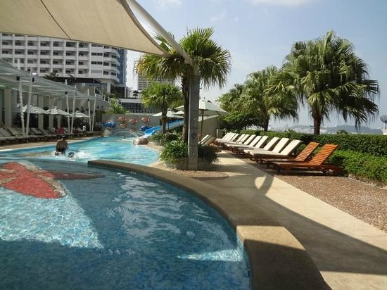 Holiday Inn Pattaya: Kids pool