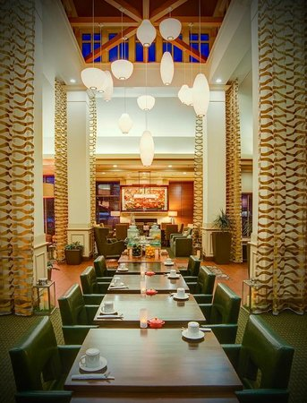 Hilton Garden Inn Green Bay: Dining