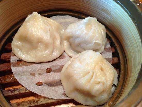 Steam : shanghai dumplings
