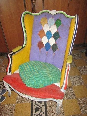 Albatros Vittoria Vaticano: Chair