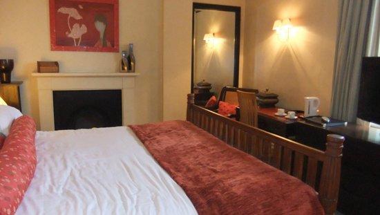 Stanton Manor Hotel: Bedroom
