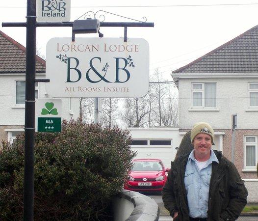 Lorcan Lodge B & B, Dublin