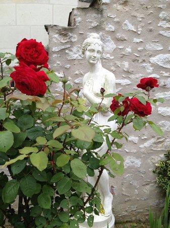 Le Prieure de Vendanger : Roses d'été