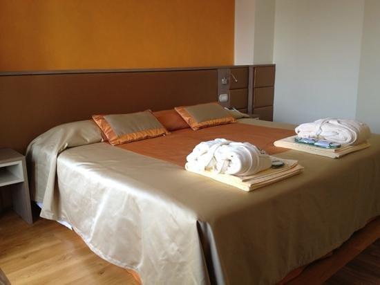 Hotel Bristol Buja: suite matrimoniale