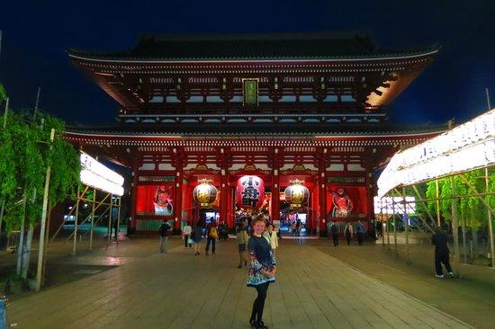 Stayto: Senso-Ji Temple, Asakusa