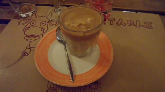 L'Etable: Speculoos mousse