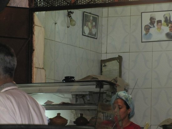 Thami's: la cucina