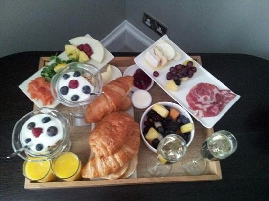 The Chester Residence: the best breakfast ever!