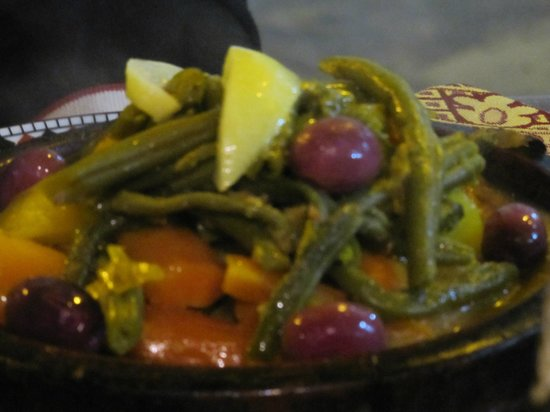 Thami's: Tajine di carne e verdure