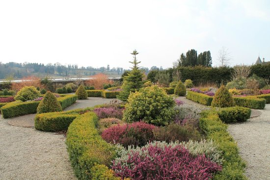 Lough Rynn Castle Estate & Gardens: Lower garden  (walled)