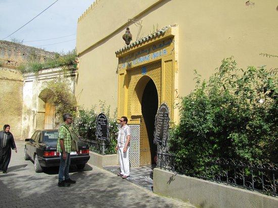 Cafe Restaurant La Noria : l'ingresso