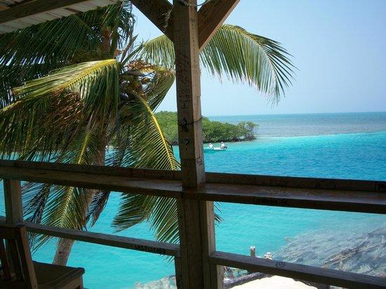 Marin's Guesthouse: ocean veiw at the split