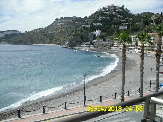 Hotel Playa Cotobro: balcon habitacion