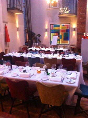 DeBretts Kitchen : Our function at Hotel DeBrett