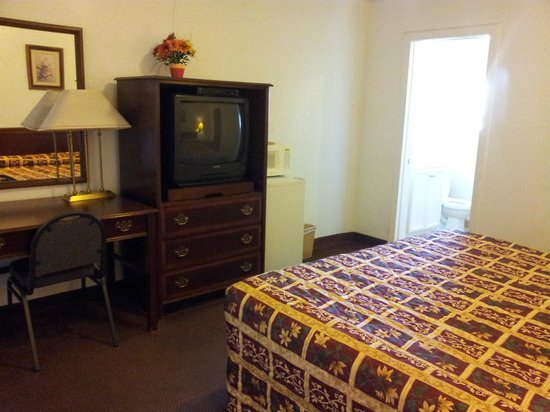 Budget Inn: Nice Ammenities