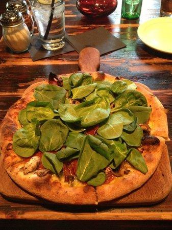 La Bocca Urban Pizzaria: La Bocca Pizzaria- Gourmet Goodness found here!