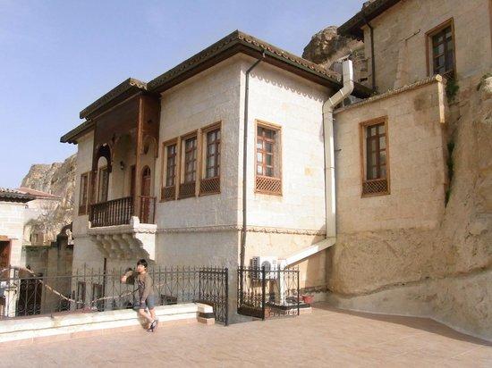 Yusuf Yigitoglu Konagi: ホテル外観