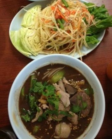 Photo of Asian Restaurant Pa Ord Noodles at 5301 W Sunset Blvd, Los Angeles, CA 90027, United States