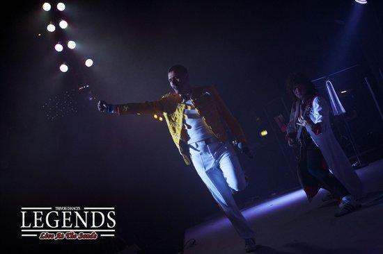 Sands Venue: Freddie Mercury