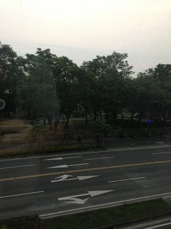 Royal Group Hotel Central Park Branch: window view