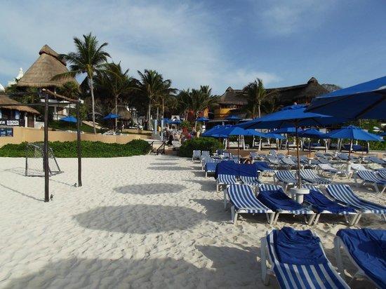 ذا ريف بلاياكار أول إنكلوسيف بيتش ريزورت: Beach area
