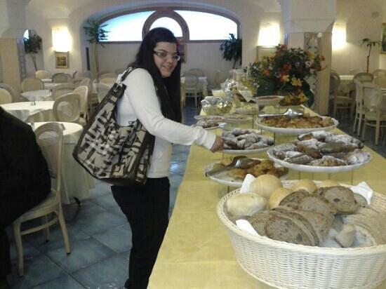 Sorriso Thermae Resort & Spa: colazione deliziosa