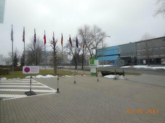 Holiday Inn Brno: View of the grounds
