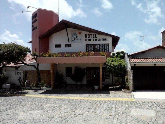 Hotel Recanto da Costeira: Frente do Hotel