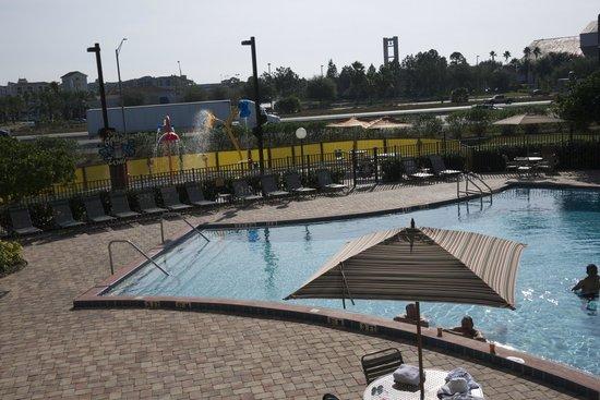 Clarion Inn Lake Buena Vista: vista de la habitación