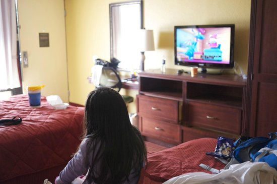Clarion Inn Lake Buena Vista: interior habitación