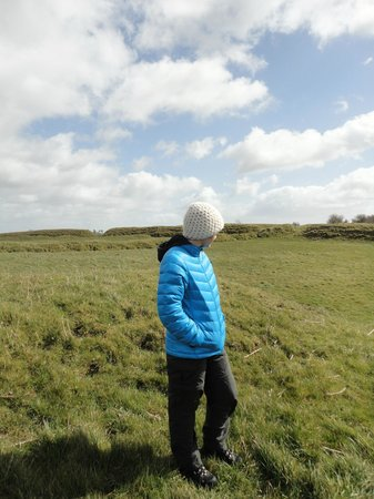 Carrowreagh, Ireland: Ratchcrogan tour